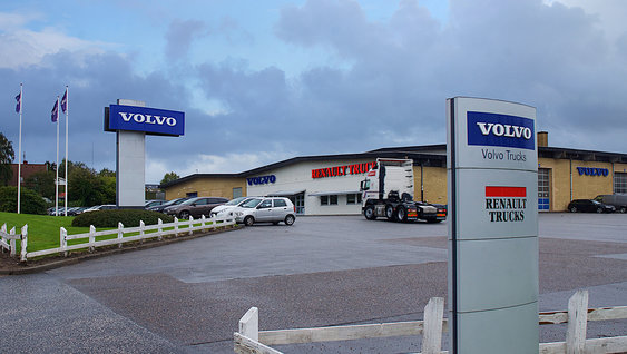 Volvo Truck Center Viborg