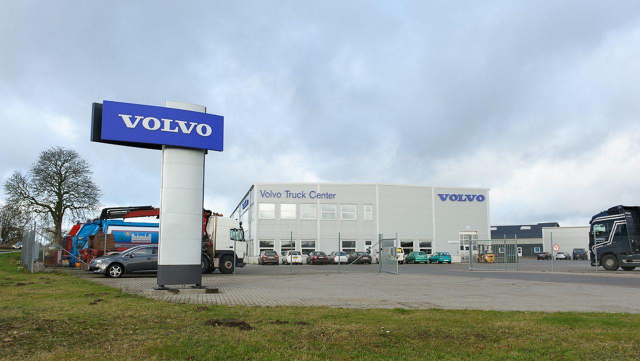 Volvo Truck Center Hillerød