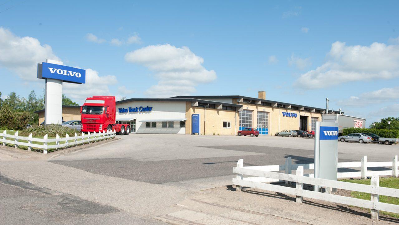 Volvo Truck Center Viborg