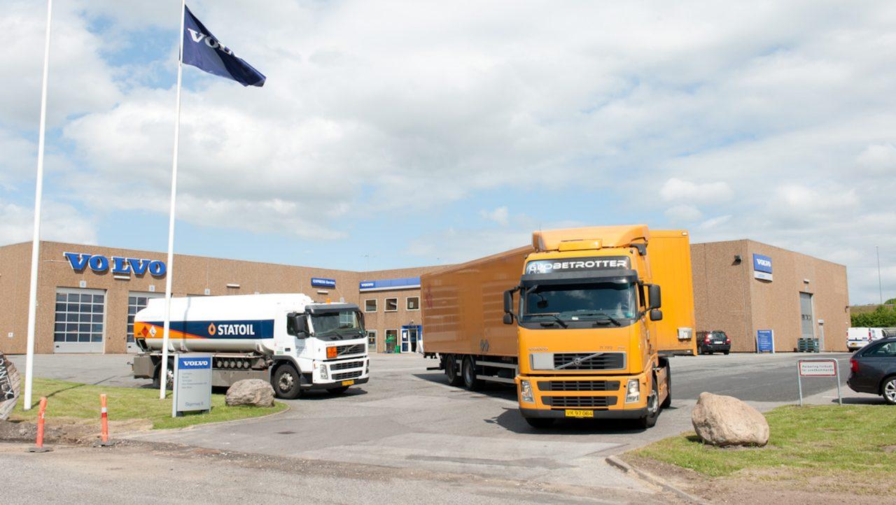 Volvo Truck Center Aalborg